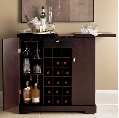 Savvy Housekeeping 187 Cool Bar From Crate Amp Barrel