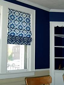 Savvy Housekeeping 187 Make Your Own Roman Shades
