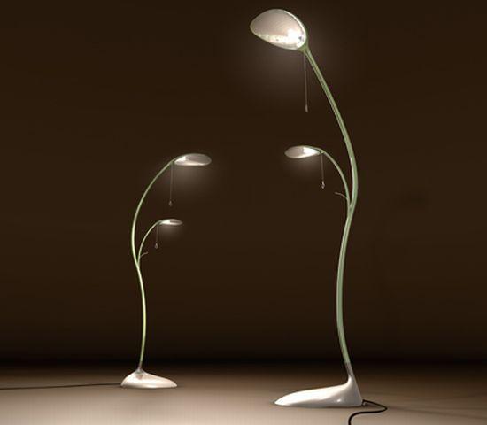 savvy housekeeping » floor lamps inspirednature