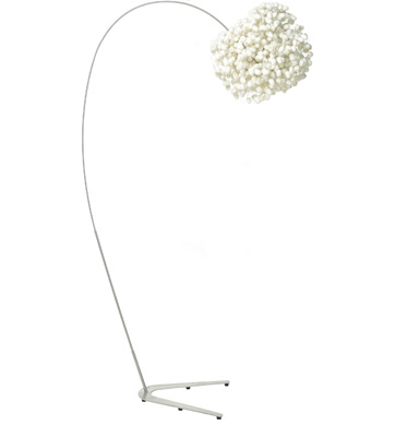 Savvy housekeeping floor lamps inspired by nature chrysalis sky floor lamp from weylandts aloadofball Images