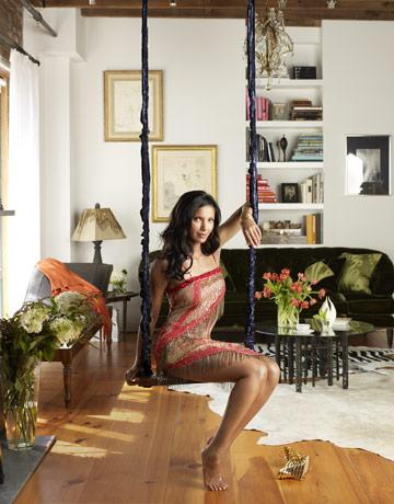 Savvy Housekeeping » Get An Indoor Swing