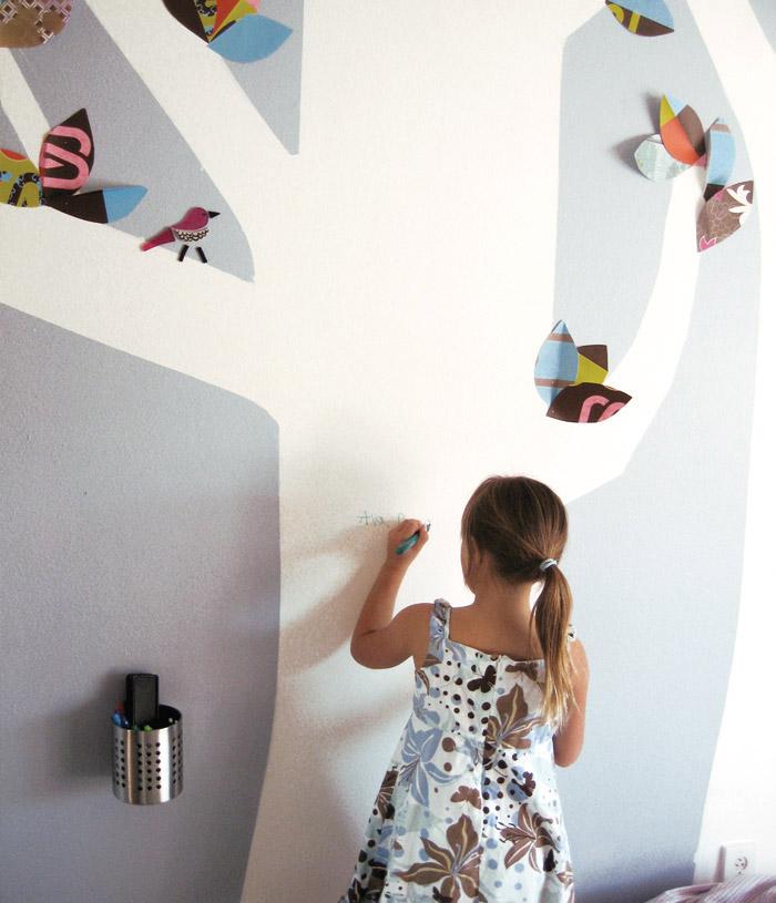 Savvy Housekeeping 187 Dry Erase Board Paint