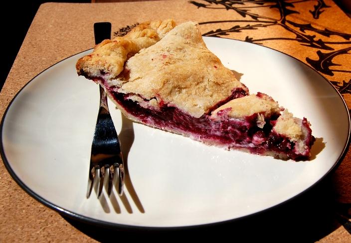 savvyhousekeeping blackberry pie recipe