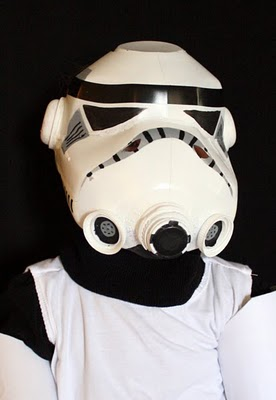 savvyhousekeeping recycling halloween costume make your own star wars storm trooper milk jugs