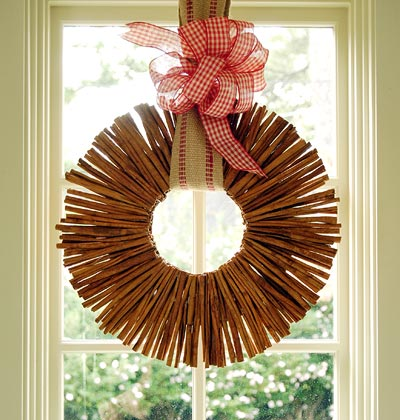 Savvy Housekeeping 3 Diy Christmas Wreaths