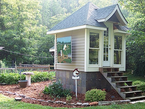 Small House Living : Increasing numbers of people seem to be living in tiny spaces, under ...
