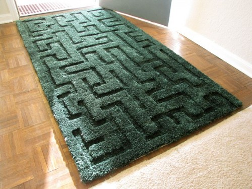 Cool Area Rugs According To Make All You Have Do Your Own Hedge Maze