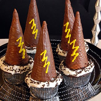 Savvy Housekeeping 187 Harry Potter Cupcakes
