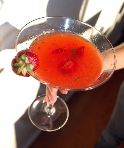 savvyhousekeeping 5 spring cocktails round-up