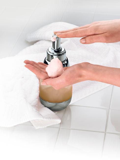 Foam Soap Dispenser. Foam Hand Soap Dispensers   Tonyswadenalocker com
