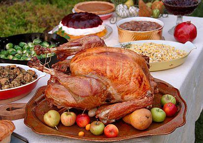 best thanksgiving dinner at restaurant