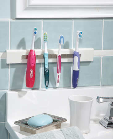 how to make your own toothbrush
