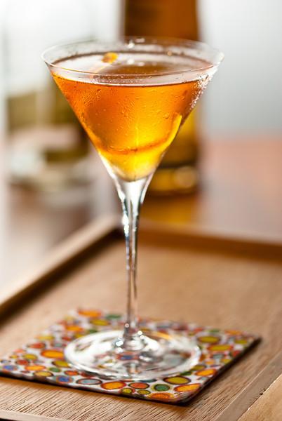 Savvy Housekeeping » El Presidente Cocktail