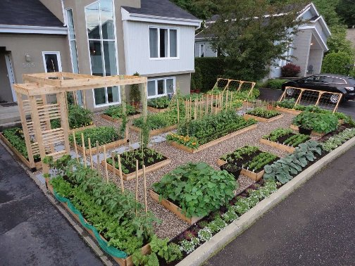 Savvy Housekeeping 187 Raised Bed Inspiration