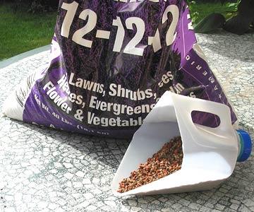 savvyhousekeeping 10 ways to recycle a milk jug garden scoop