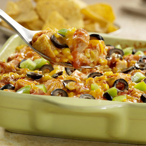 Lots of casseroles use stale tortilla chips. Turkey and Tortilla Chips ...