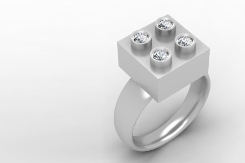 Savvy Housekeeping 20 Geeky Engagement Rings You Can Actually Buy
