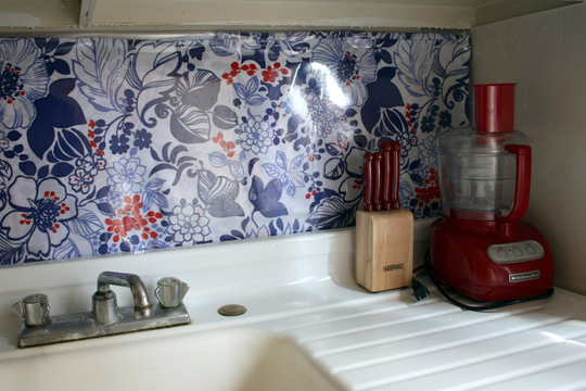 Kitchen Backsplash Contact Paper kitchen backsplash paper - ilikewordpress