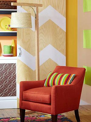 Savvy Housekeeping » Make Your Own Floor Lamp