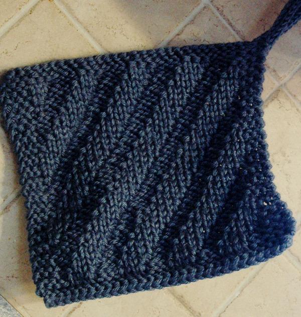 Best Knitting Pattern Holder : Savvy Housekeeping   Last Minute Gift Idea: Knit A Cozy Pot Holder