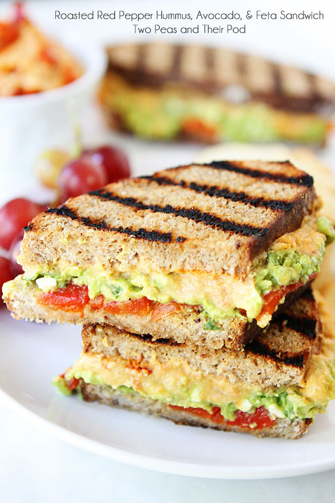 Grilled-Roasted-Red-Pepper-Hummus-Avocado-Feta-Sandwich-5